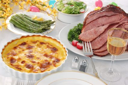 Easter Dinner Ideas Traditional Menu At