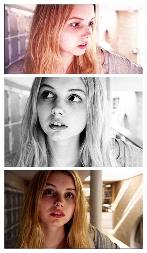 Love her. Cassie from Skins UK