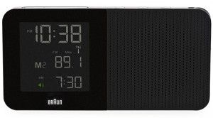 Braun BNC010 Clock Radio $100