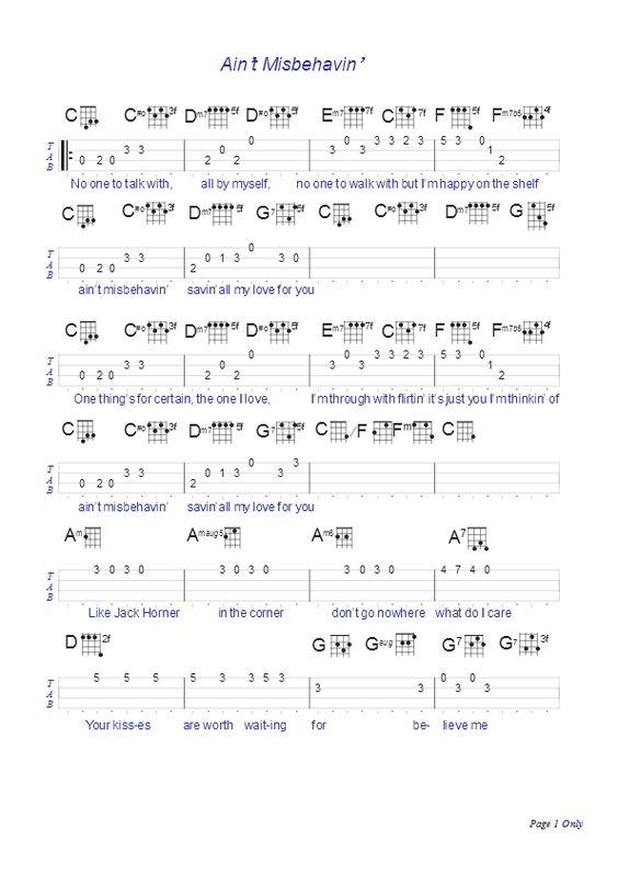 Ukulele ukulele tabs la vie en rose : Pinterest • The world's catalog of ideas