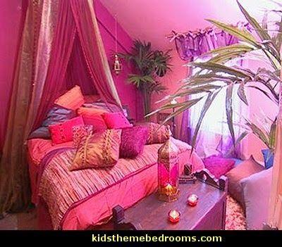 i dream of jeannie theme bedroom design