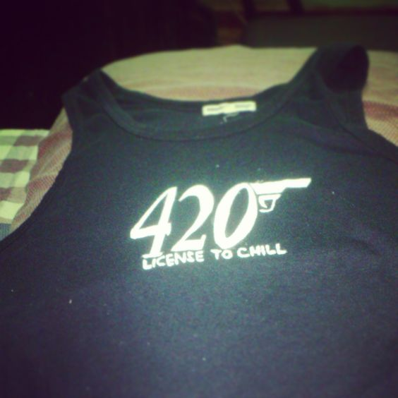 #tshirtart #wittytshirt #diy #420 #bond