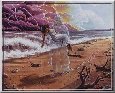 Gifs, imagens e efeitos: Jesus -anjos-religiao -11