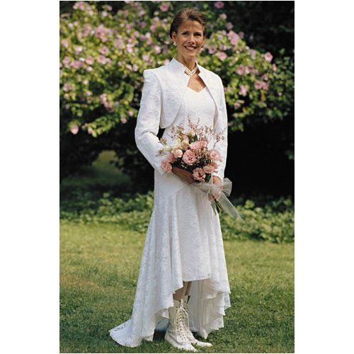 Wedding dress country country wedding dresses and white for Western wedding dresses with boots