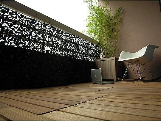 Look small camouflaged balcony the balcony floors and for Apartment balcony floor covering