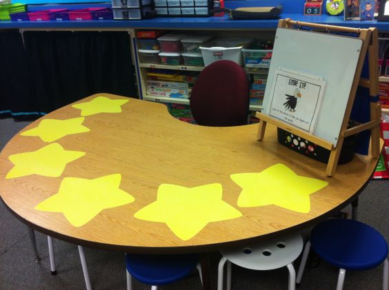 Kinder Garden: Guided Reading Table, Kindergarten Guided Reading And
