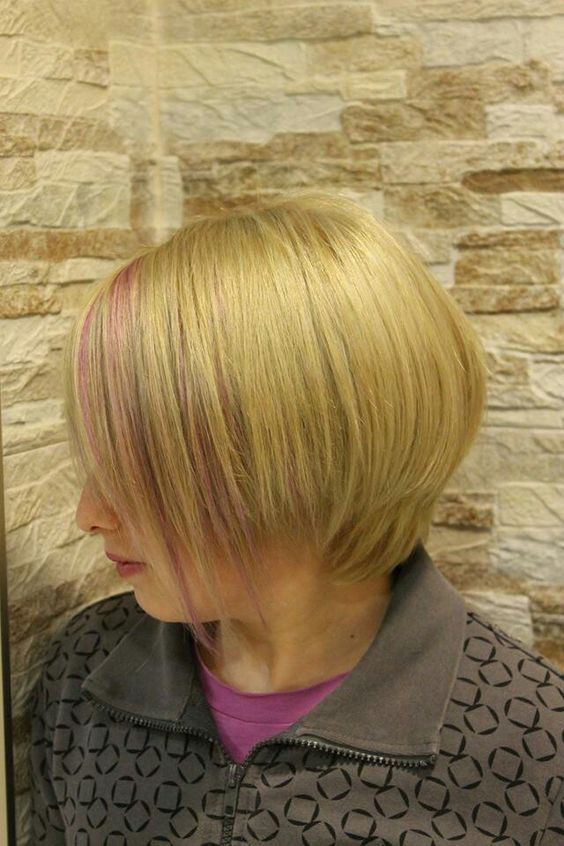 Blonde effect