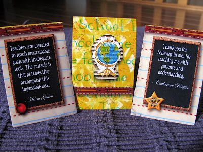 Controlling My Chaos: Teacher Appreciation Bookmarks