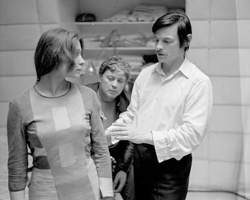 On the set of SOLARIS.