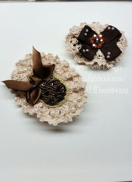 喜愛它的味道《古典布蕾絲》充滿典雅復古風     加上編織的珠飾,竟然如此搭配~  時尚配飾設計-客製款---- 純手工編織/歡迎預購哦! www.facebook.com/                        ALIN0928842012