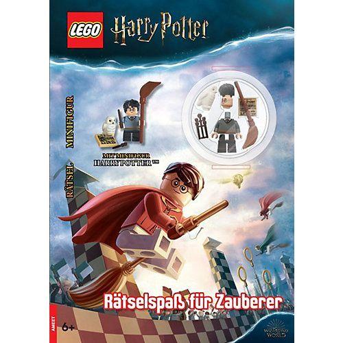 Lego Harry Potter Tm Ratselspass Fur Zauberer Harry Potter Harry Potter Ron Weasley Lego Harry Potter Ratselspass