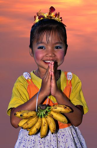 Beautiful Little Girl...Thailand