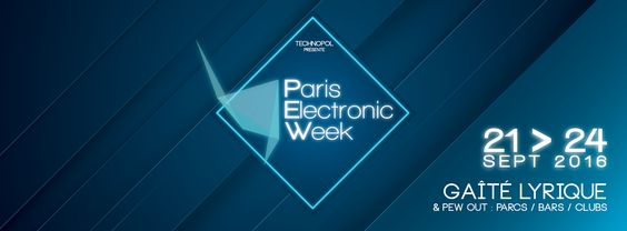 Paris Electronic Week: