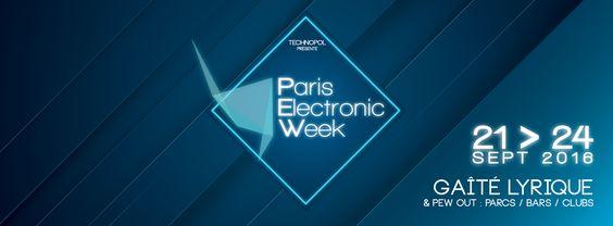 Paris Electronic Week: