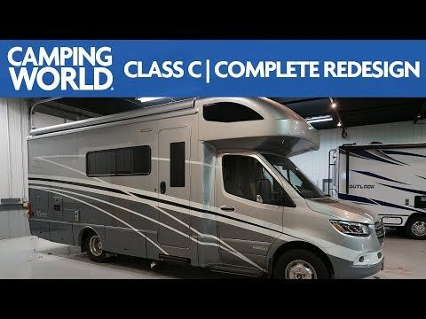 2020 Winnebago View 24d Class C Motorhome Rv Review Camping
