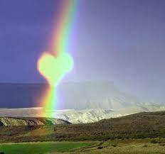 Rainbow Heart!: