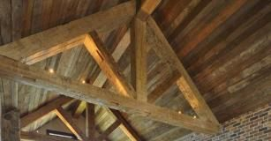 Reclaimed Wood Paneling - Wood Paneling for Walls and Ceilings | Elmwood Reclaimed Timber