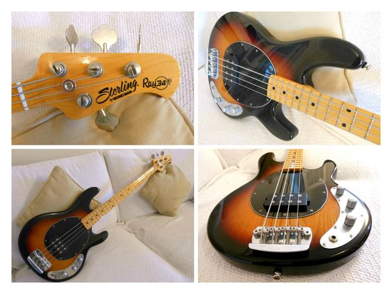 Sterling by Musicman | RAY34ca Bass guitar