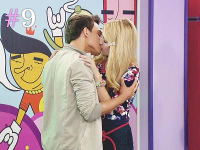 First kiss, Every witch way and Kiss on Pinterest  First kiss, Eve...