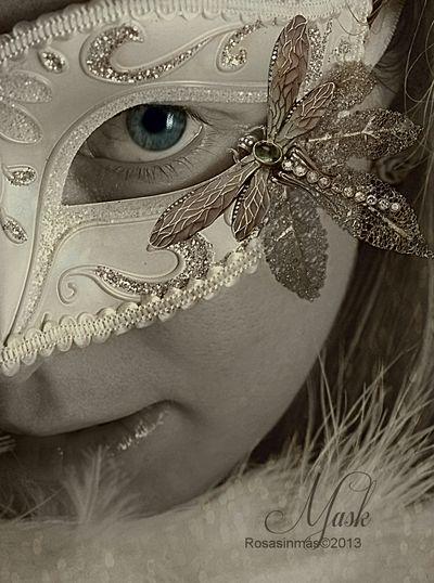 Mask by ROSASINMAS.deviantart.com on @deviantART