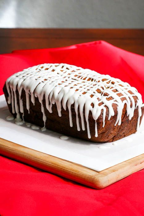 Banana Coconut Chocolate Colada Bread is a recipe filled with our favorite things and the rum glaze adds a festive topping. Perfect for dessert, too.