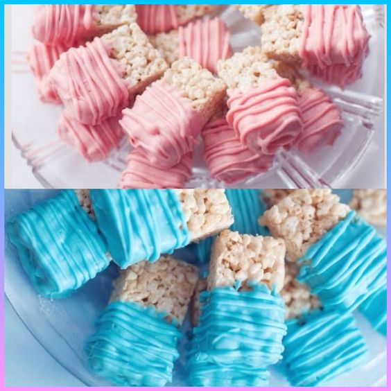 How To Make Rice Crispy Cake Toppers