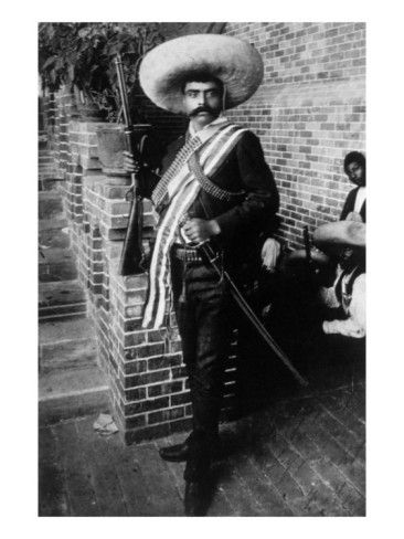 Pinterest the world s catalog of ideas for Emiliano zapata mural