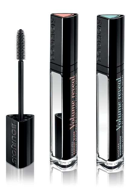 The Beauty News: BOURJOIS Volume Reveal Mascara
