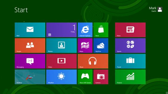 First look at Windows 8 Release Preview | TechRepublic  The default Metro Interface    I finished installing Windows 8 Release Preview on two test machines this morning and immediately took a few screenshots to share with you. As we build up to the final release of Microsoft Windows 8 we will have plenty more to say about this latest, greatest operating system, but for right now, there are few things to note.    The default Metro graphical user interface is rather bland, but I think that is