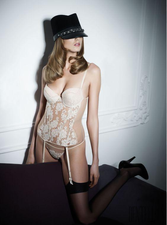 I.D. Sarrieri Frühjahr/Sommer 2012 - Dessous - http://de.dentell.es/fashion/lingerie-12/l/i-d-sarrieri