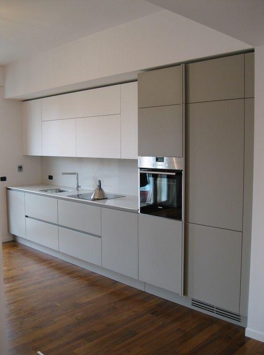 cucina emetrica ernestomeda ,grigio pietra white moon   design ...