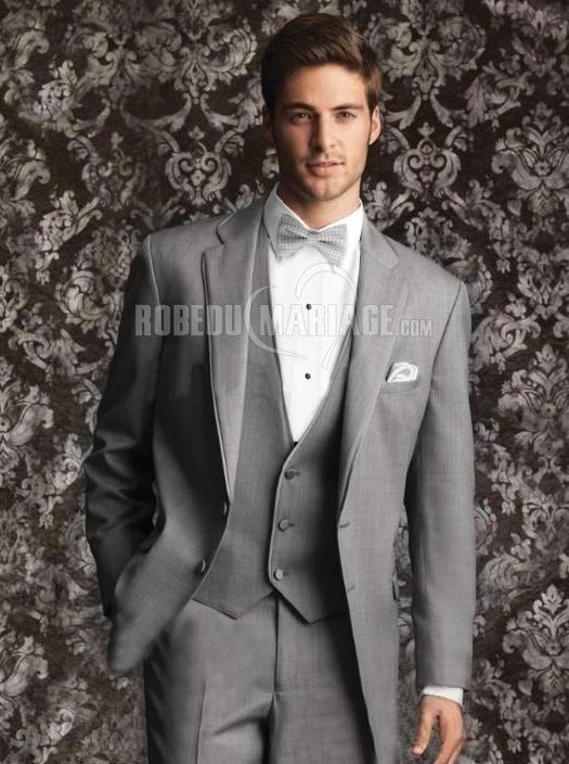 meilleure jaquette de mariage en satin costume pas cher robe208866 robedumariage - Costume Jaquette Mariage