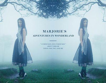 """Check out new work on my @Behance portfolio: """"Marjorie's Adventures in Wonderland  網頁設計"""" http://be.net/gallery/37201825/Marjories-Adventures-in-Wonderland-"""