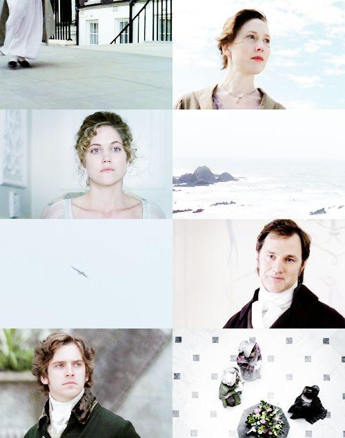 Sense & Sensibility directed by John Alexander (TV Mini-Series, 2008) #janeausten #fanart