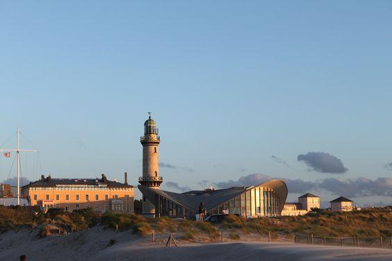 Lighthouse, Hanseatic City of Rostock