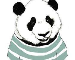 Image result for  panda art