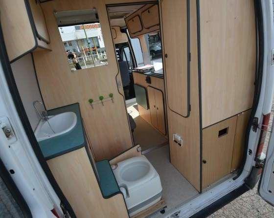 Favori Fourgon Aménagé Camping Car Peugeot Boxer 2.5d | fourgon | Pinterest RG97