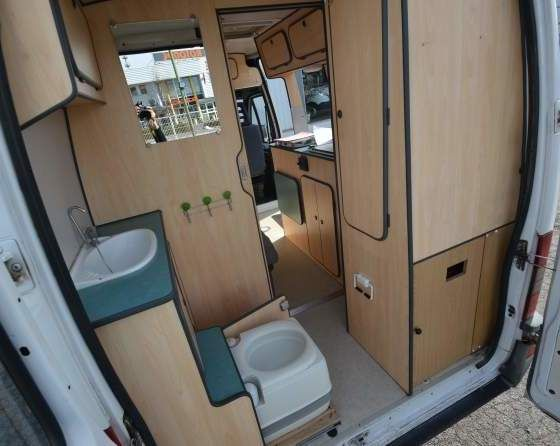 Voitures peugeot and camping on pinterest for Habillage interieur fourgon
