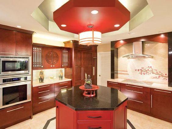 Feng Shui Kitchen Design Photo Decorating Inspiration