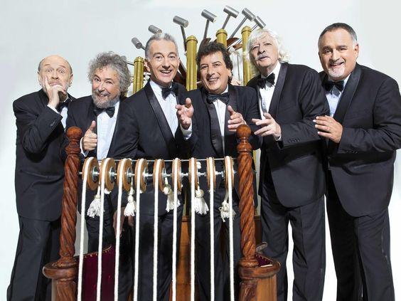 50 años convirtiendo en música y risa lo cotidiano https://t.co/zuGY0TPMxE #España