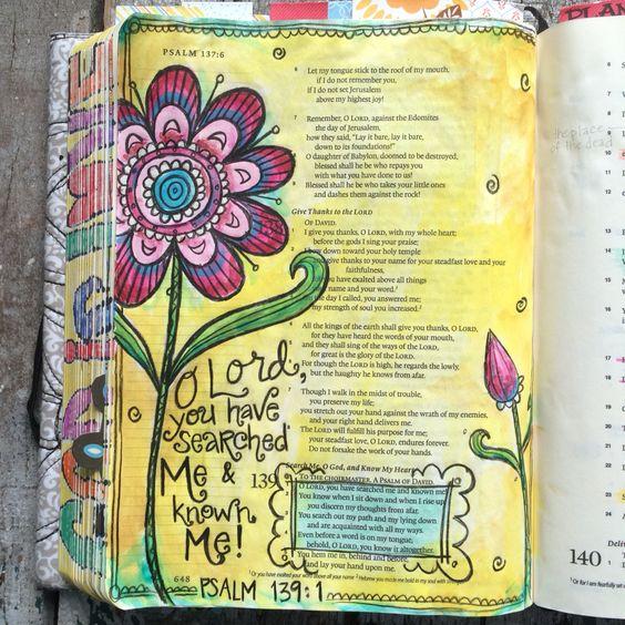Bible Journaling: