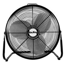 "View the Air King 9212 12"" 1360 CFM 3-Speed Industrial Grade Floor Fan at Air King @ VentingDirect.com."
