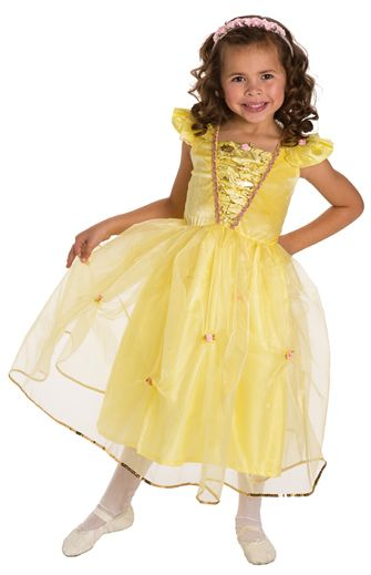 FANCY Belle of the Ball Beauty Dress Up Costume-Your little girl ...