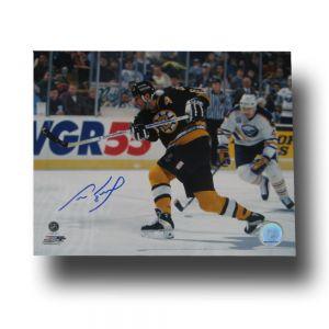 Autographed Neely 8X10 Unframed Action. Autographed Neely 8X10 Unframed ActionSport Theme: HockeyLeague: NHLTeam: Boston BruinsAthlete: Cam Neely