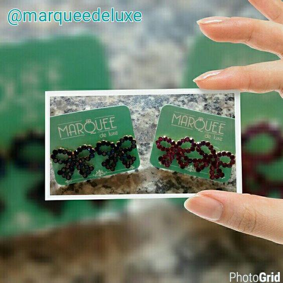 Lindos modelos de brincos você encontra na Marquee de Luxe!   Fica de olho nas nossas redes sociais!  Site: http://www.marqueedeluxe.com.br/  Insta: @marqueedeluxe  Pinterest: Marquee de Luxe  Whats: 4298023838