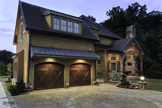 Custom Clopay Reserve Collection Garage Doors Add Old