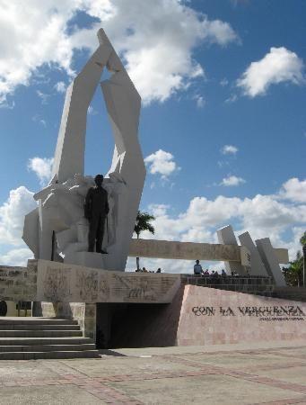 Plaza de la Revolucion. Habana, CUBA.
