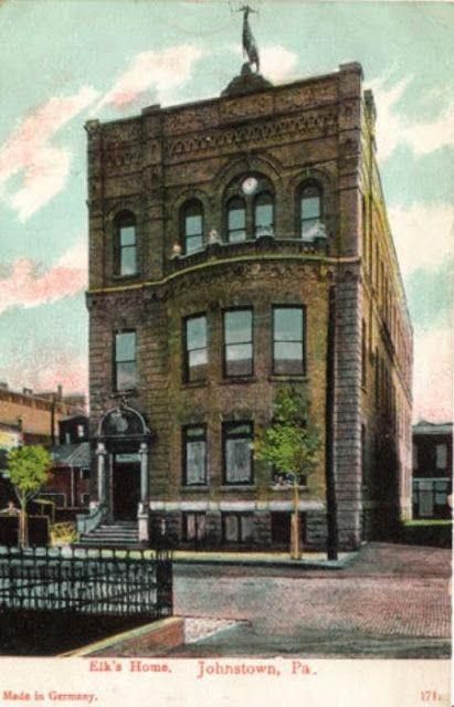 Vintage Johnstown: Elk's