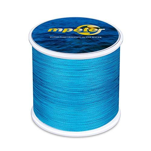 Mpeter Armor Braided Fishing Line Abrasion Resistant Braided