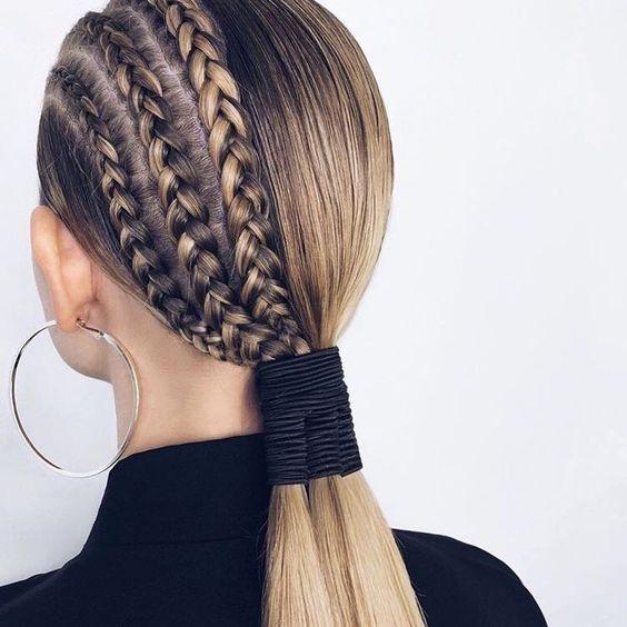 57+ Peinados Recogidos de Moda Prácticos y Fascinantes (2019)